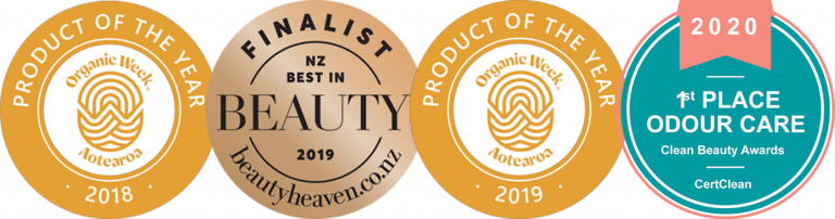Everkind award winning natural deodorant, best deodorant 2020